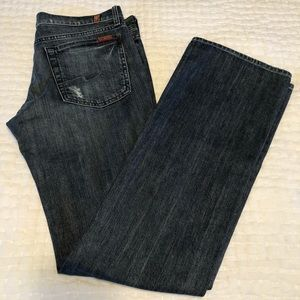 7 for all mankind jeans, 31R